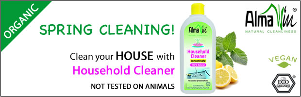 Alma Win - Household Cleaner
