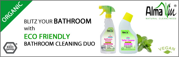 Alma Win Bathroom Cleaning Duo
