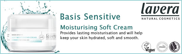 Lavera Basis Sensitive - Organic Moisturising Soft Cream