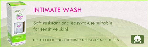 Organyc - Natural Intimate Wash - Feminine Care