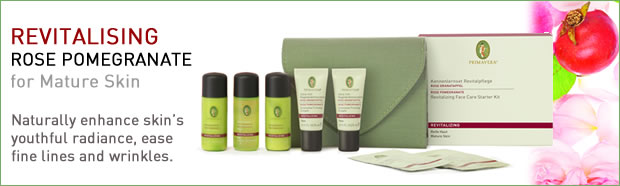 Primavera Revitalising Face Care Set for Mature Skin