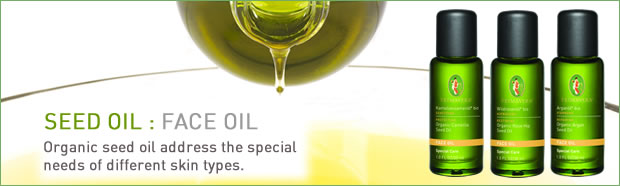 Primavera Certified Natural Skin Care - Seed Oil