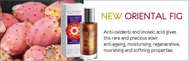 terre d'Oc NEW Oriental Fig Natural Skin Care