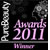 Lavera natural & Organic cosmetics and skincare - Pure Beauty Award 2011 winner