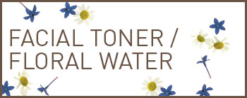 Primavera Life Certified Natural Skin Care and Aromatherapy - Face Care - Facial Toner and Floral Wa