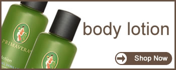 Primavera - Certified Natural Skincare & Aromatherapy - body lotion