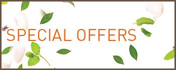 Primavera - Certified Natural Skincare & Aromatherapy - Special Offers