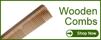 Kost Kamm - Natural wooden combs
