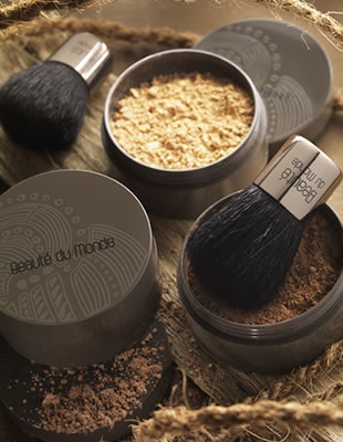 terre d'oc Organic & Natural Mineral Make Up