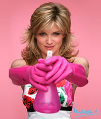 Alma Win Organic Household Cleaner - Anthea Turner : This Month's Tips