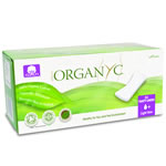 Organyc Feminine Hygiene - 100% Organic Cotton Panty Liners - Light Flow