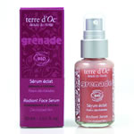 terre d'Oc natural & organic skincare Indian - Radiant Complexion - Radiant Face Serum