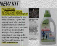 Alma Win - Natural & Organic Household Cleaners - Kind to skin and environment