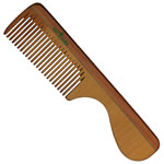 Kost Kamm Natural Wood Brush - Hair Comb - Ladys Comb