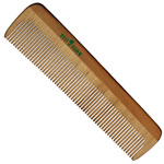 Kost Kamm Natural Wood Brush - Hair Comb - Pocket Comb