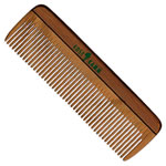 Kost Kamm Natural Wood Brush - Hair Comb - Mini Pocket Comb