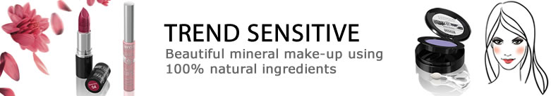 Lavera Natural & Organic Cosmetics and Skin Care - Trend Sensitive natural mineral make up