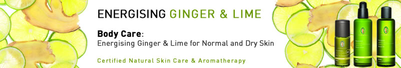 Primavera Life - Certified Natural Skin Care & Aromatherapy - Energising Body Care