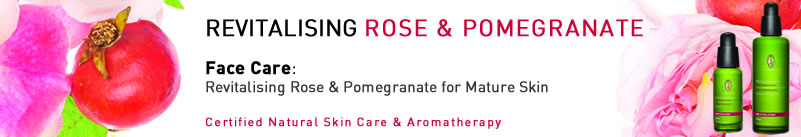 Primavera Life - Certified Natural Skin Care & Aromatherapy - Revitalising Face Care