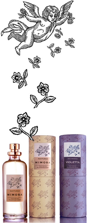 Florascent - Organic and Natural Perfume - Eau de toilette