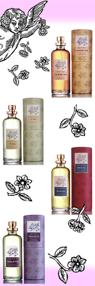 Florascent - Spring into a new season - Florascent fresh and floral organic fragrances