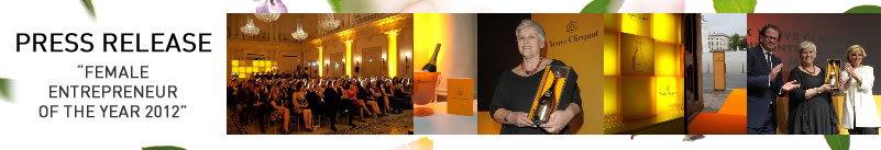Primavera Certified Natural Skin Care & Aromatherapy - Female Entrepreneur of The Year 2012