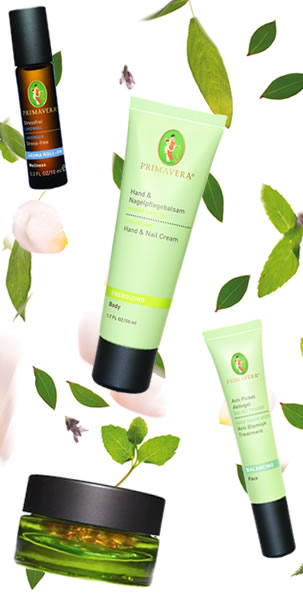 Primavera Life - Certified Natural Skin Care and Aromatherapy - Organic - Press Release