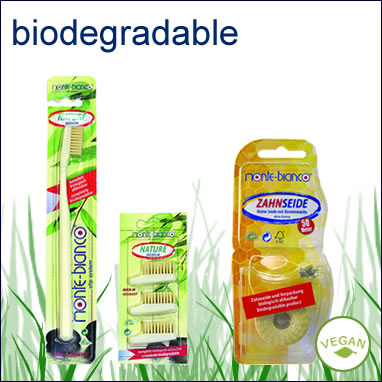 monte-bianco eco dental care - biodegradable