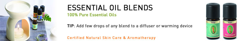 Primavera Life - Certified Natural Skin Care and Aromatherapy - Essential Oil Blend