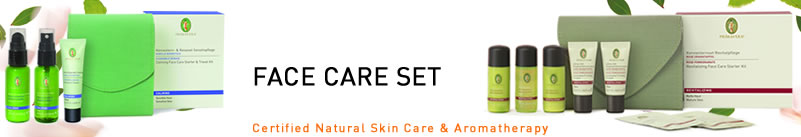 Primavera Life - Certified Natural Skin and Aromatherapy - Organic Face Care Set