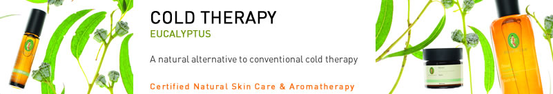 Primavera Certified Natural Skin Care and Aromatherapy - Cold Therapy