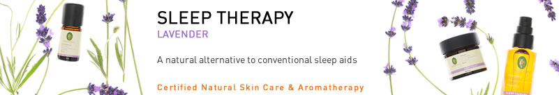 Primavera Certified Natural Skin Care and Aromatherapy - Sleep Therapy