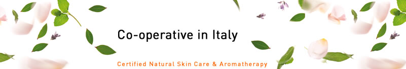 Primavera Life - Certified Skin Care and Aromatherapy - Co-operative in Italy