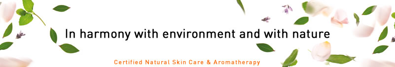 Primavera Life - Certified Skin Care and Aromatherapy - In harmony with environment and with nature