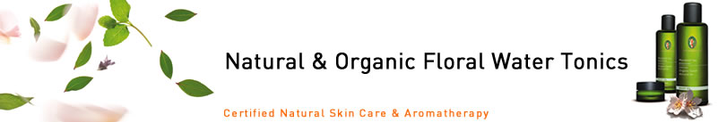 Primavera Life - Certified Natural Skin Care and Aromatherapy - Organic Floral Water Tonics