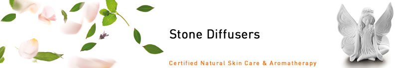 Primavera Life - Certified Natural Skin Care and Aromatherapy - How to use stone diffusers