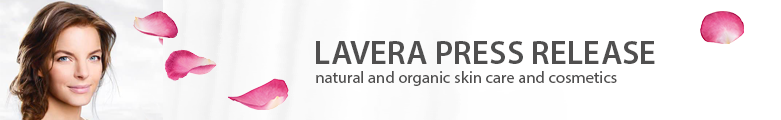 Lavera Organic Skin care and natural cosmetics - Lavera Press Release