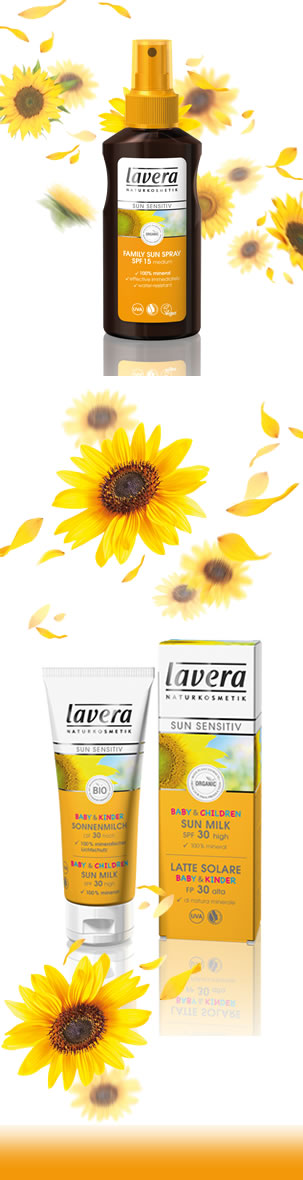 Lavera Organic & Natural Cosmetics and SKin Care - Don't be a tit - don't forget nipple!