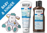 Lavera Organic & Natural Cosmetics and Skin Care - Neutral Baby & Kinder Skin Care