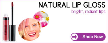 benecos natural beauty - natural make up and skincare - natural lip gloss