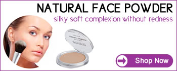 benecos natural beauty - natural make up and skincare - natural face powder