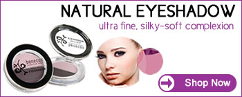 benecos natural beauty - natural make up and skincare - natural eyeshadow