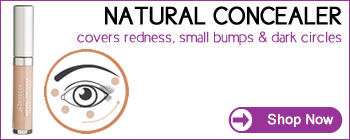 benecos natural beauty - natural make up and skincare - natural concealer