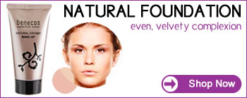 benecos natural beauty - natural make up and skincare - natural foundation