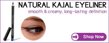 benecos natural beauty - natural make up and skincare - natural kajal eyeliner