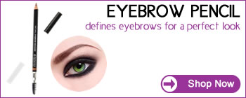 benecos natural beauty - natural make up and skincare - natural eyebrow pencil