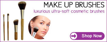 benecos natural beauty - natural make up and skincare - natural make up brushes