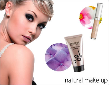 benecos natural beauty - natural make up