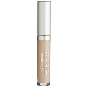benecos natural beauty - organic a& natural make up certified by BDIH - natural concealer beige
