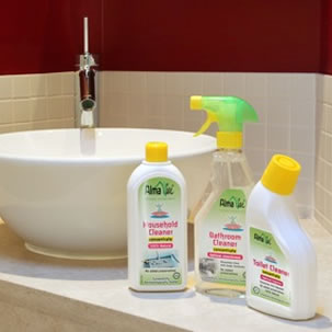 Alma Win Natural Cleaning Products